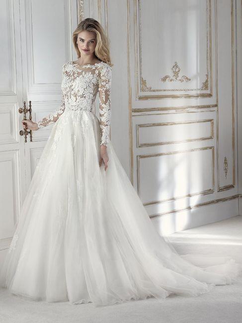 vestidos de novia la sposa 2018 (2) - moda nupcial - foro bodas