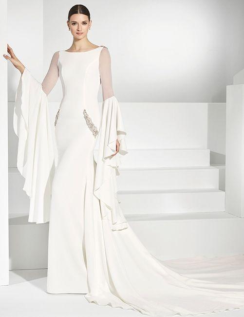 Vestidos de novia manu alvarez 2019