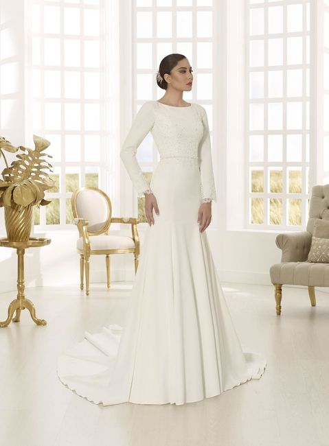 276855262 modelo Telma Vestidos de novia Vértize Gala