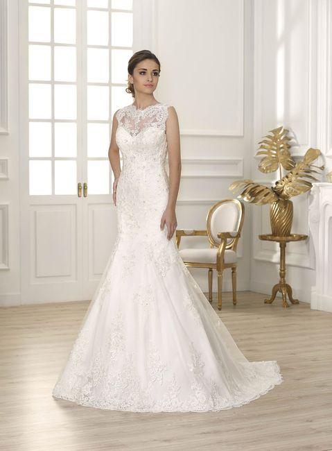 vestidos de novia vértice gala, colección privée - moda nupcial
