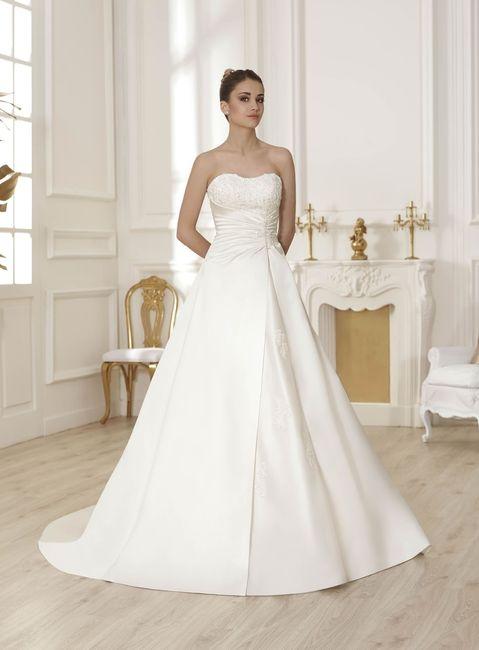 10dfcffbc modelo Fiorela Vestidos de novia Vértice Gala