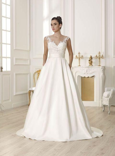 vestidos de novia vértice gala, colección couture - moda nupcial