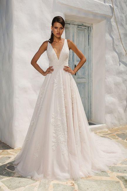 vestidos de novia de justin alexander (2) - moda nupcial - foro