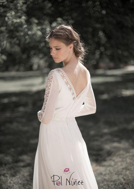 vestidos de novia de pol núñez - moda nupcial - foro bodas