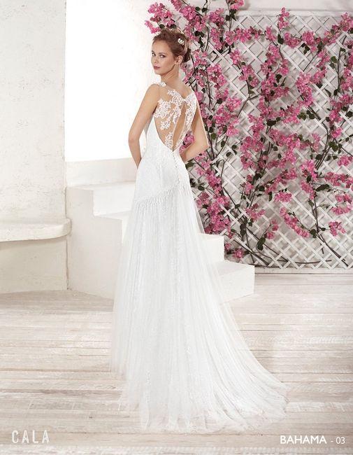 vestidos de novia de villais, colección cala - moda nupcial - foro