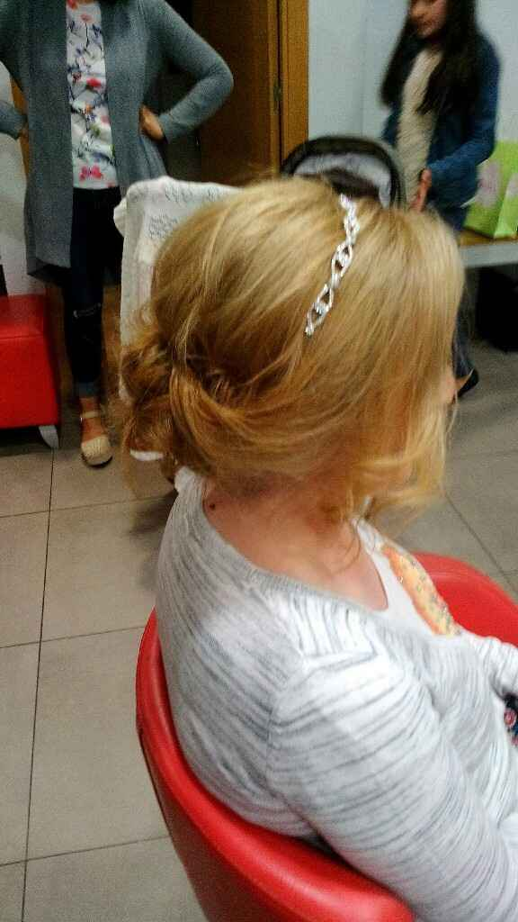 Ayuda a escoger peinado y tocado - 6