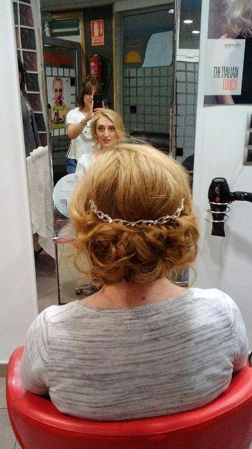 Ayuda a escoger peinado y tocado - 4