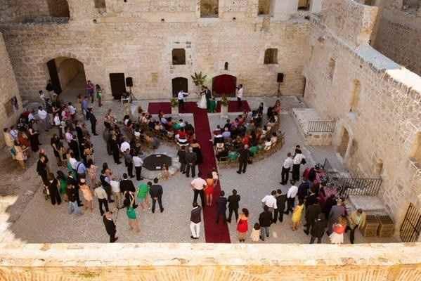 boda en castillo portillo