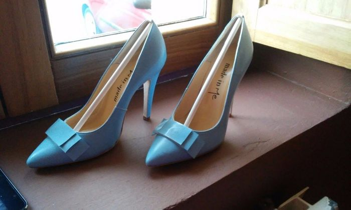 Zapatos Made in Me