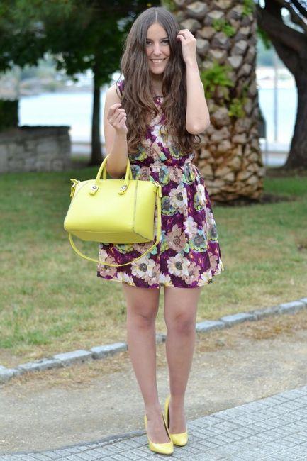 zapatos amarillos 2