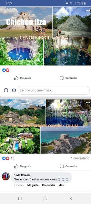 Recomendación de hoteles en Riviera Maya - 1