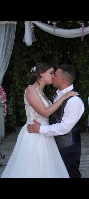 Felizmente casada y recién llegada de la luna de miel 1