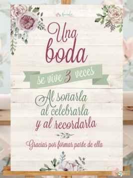 """""""Una Boda Se Vive 3 Veces"""""""