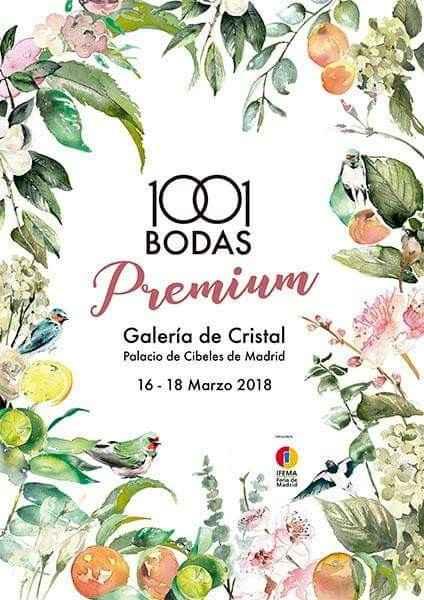 Feria 1001 bodas Premium 2018 - 1