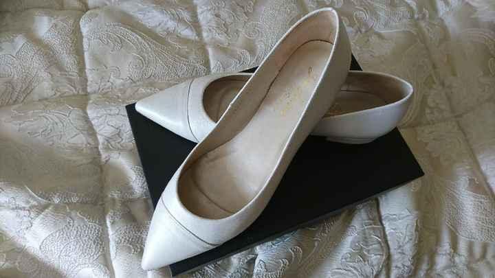 Ya llegaron mis zapatos! - 1