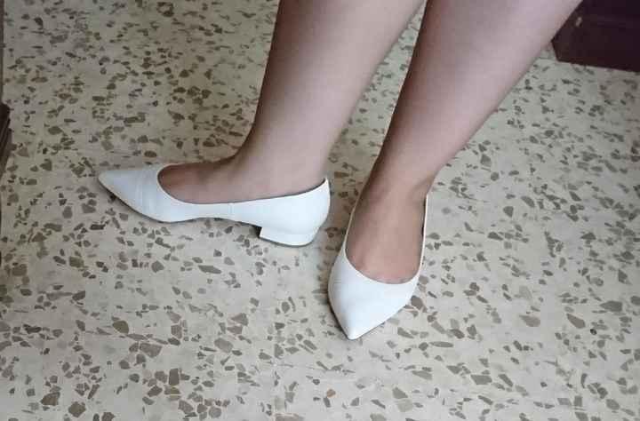 zapatos ¿plano o con tacón? - 1
