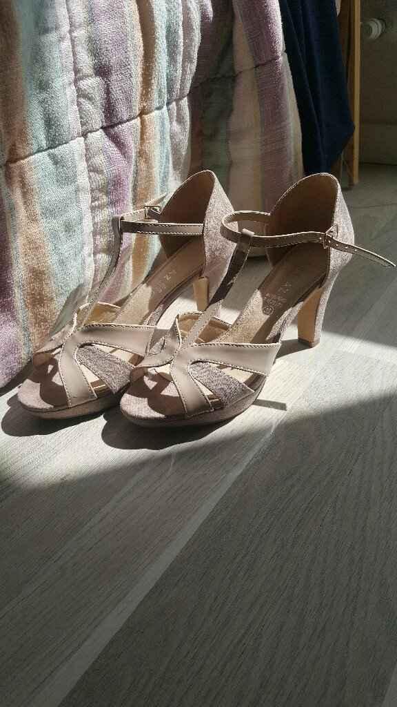Mi dilema con los zapatos - 1
