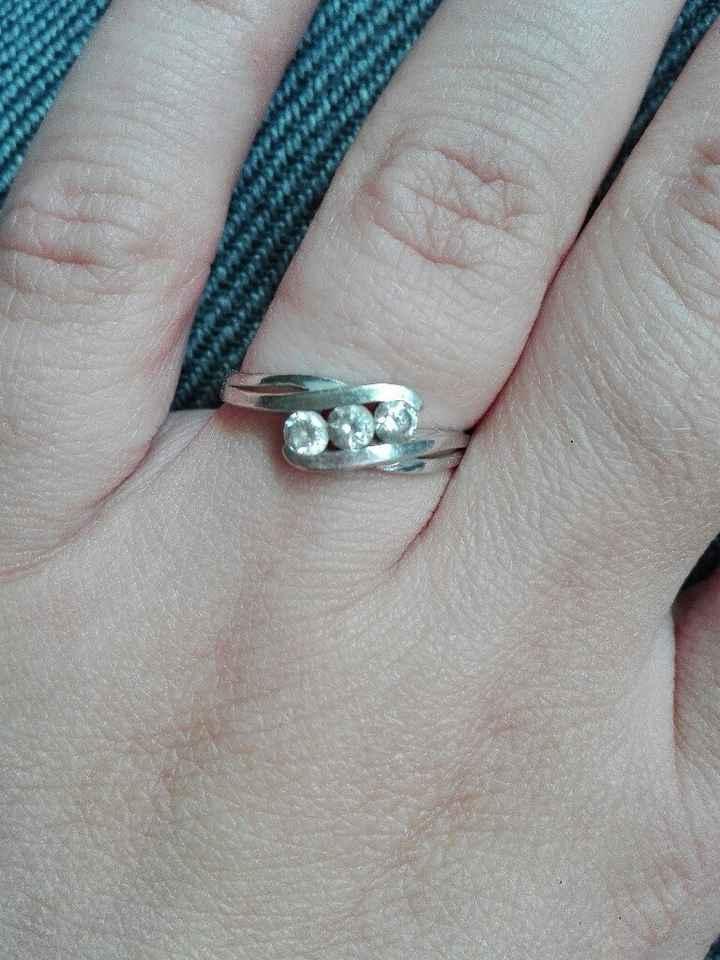 ¿Nos enseñas tu anillo de compromiso? 💍 - 1