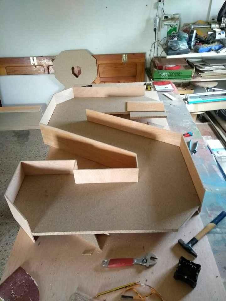 Como hacer boceto para letras de madera - 3