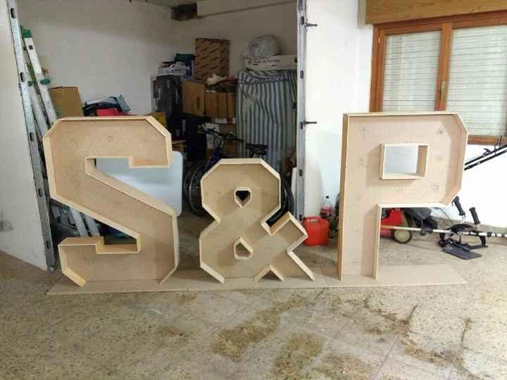 Como hacer boceto para letras de madera - 4