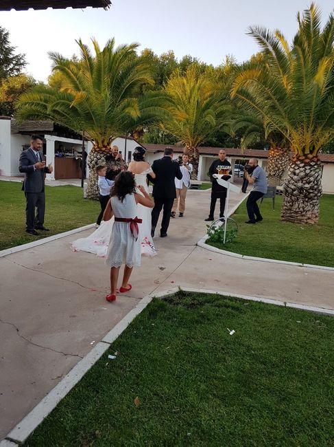 Decoración  mi boda 7