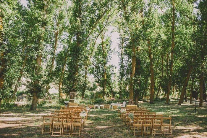 Casarme en el bosque (madrid) 2