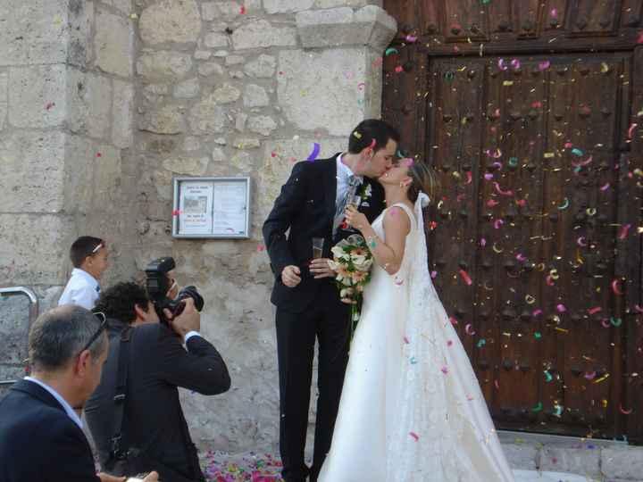 Ya de casados!!!