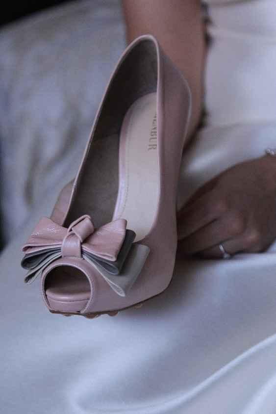 Mis zapatos de Membur