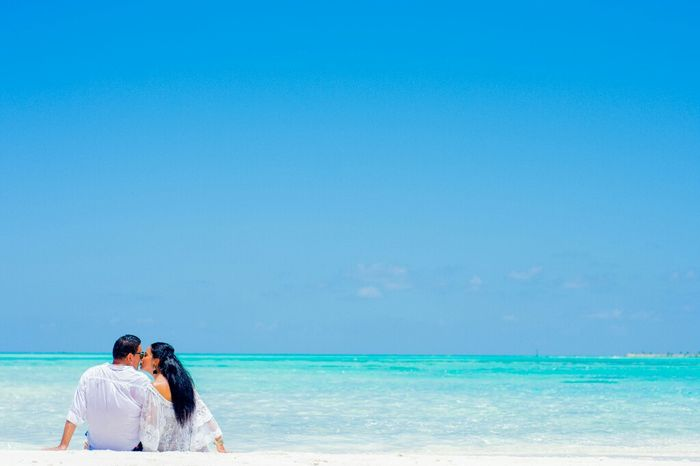 Fotos de post boda en Maldivas. - 2