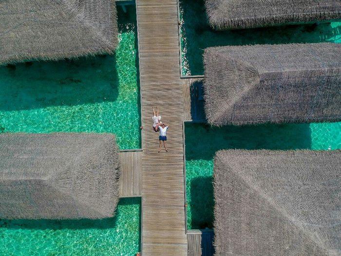 Fotos de post boda en Maldivas. - 4