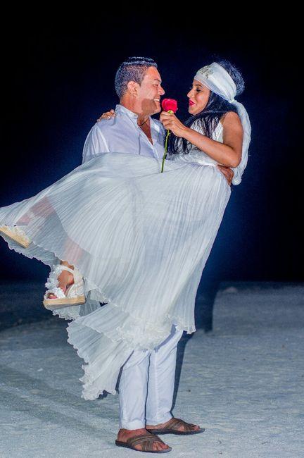 Fotos de post boda en Maldivas. - 7