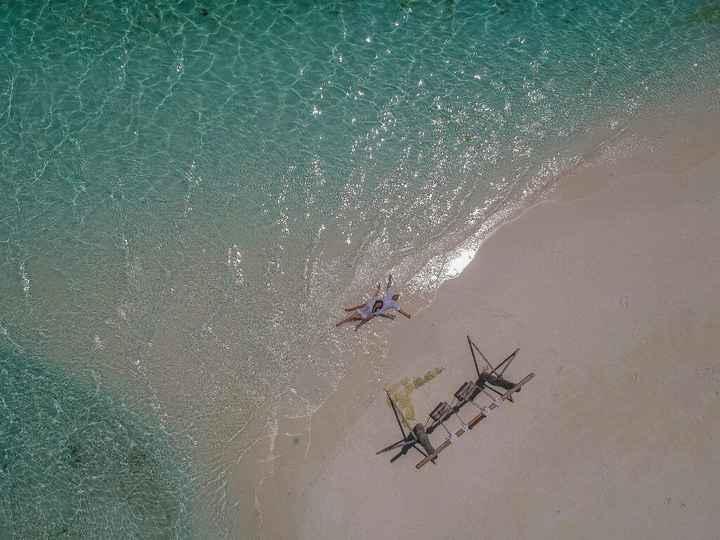 Fotos de post boda en Maldivas. - 3