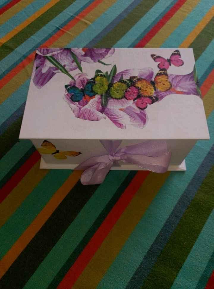 Mi caja para las arras - 1