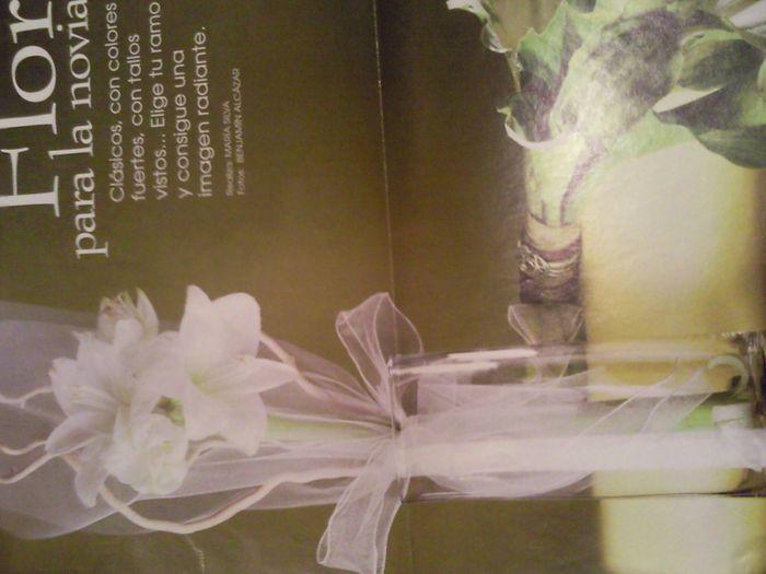 Enmarcar el ramo!!!! - Moda nupcial - Foro Bodas.net