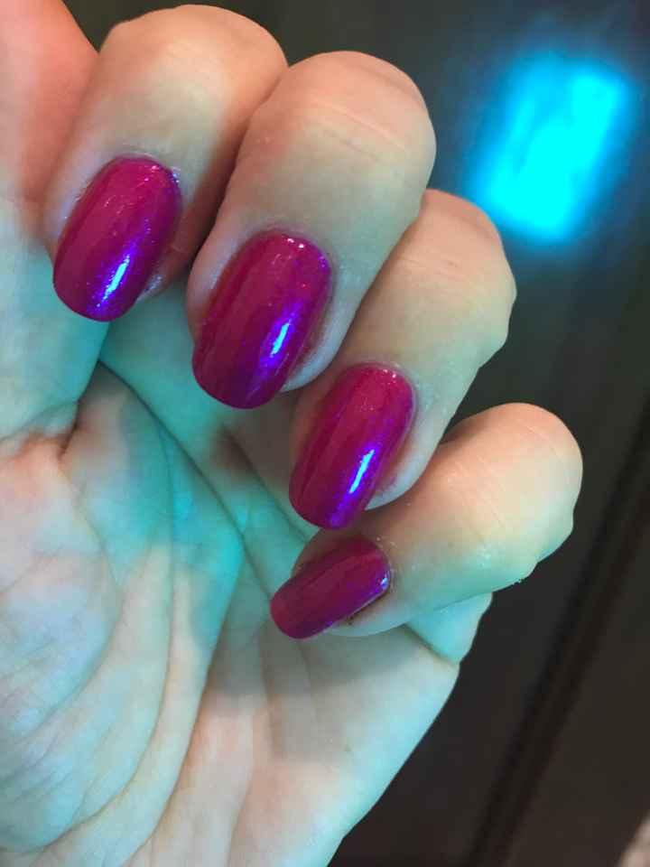 Mis uñas para mañana!' - 1