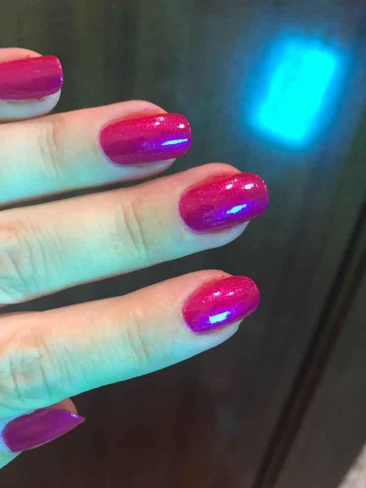 Mis uñas para mañana!' - 2