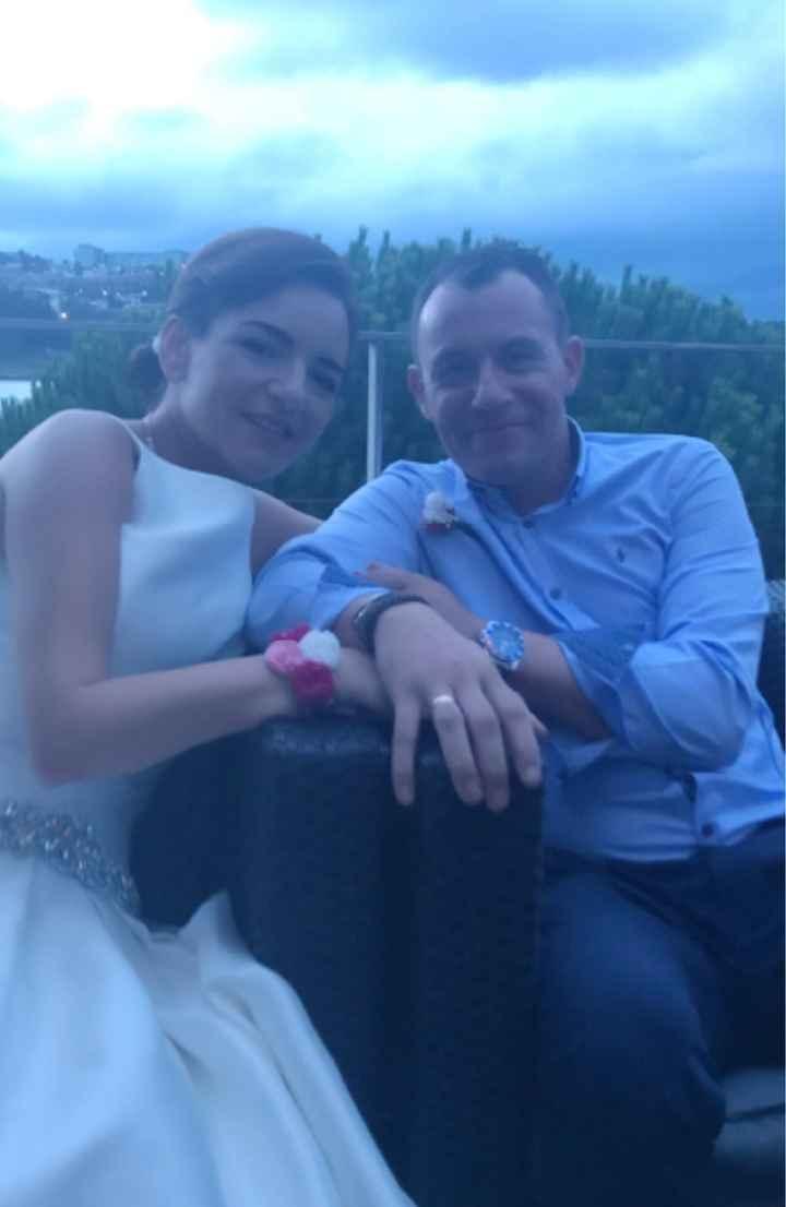 Por fin casados!! - 13