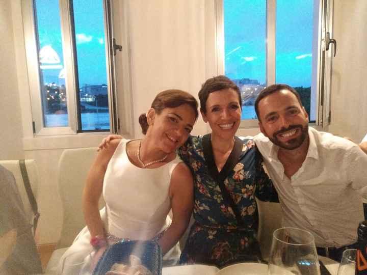 Cristina: Mi restaurante (Fábrica de Santa Cristina) - 3
