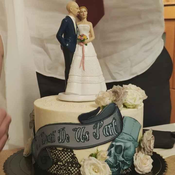 Tarta de boda, ¿si o no? - 1