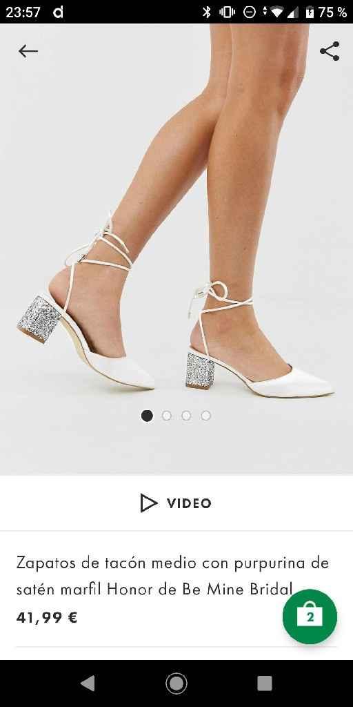 Qué zapatos llevaréis? - 1