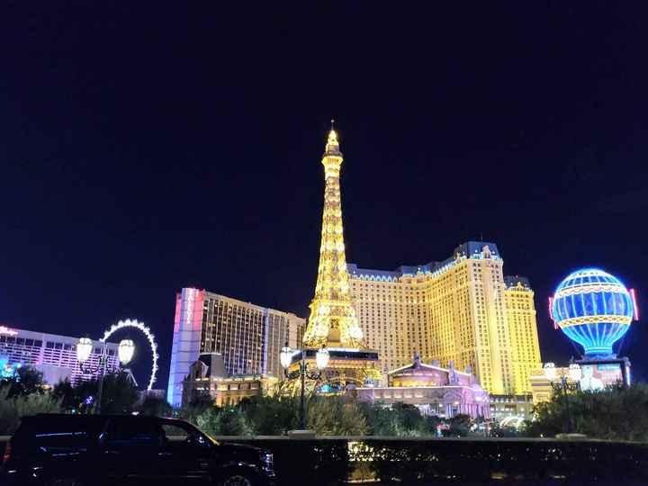 Hotel Paris en Las Vegas - 1