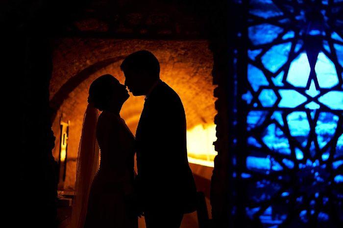 En tiempos difíciles... ¡el amor vence! Estamos casados!! 🎉 1