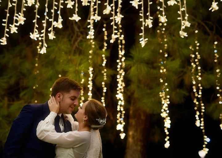 En tiempos difíciles... ¡el amor vence! Estamos casados!! 🎉 - 2