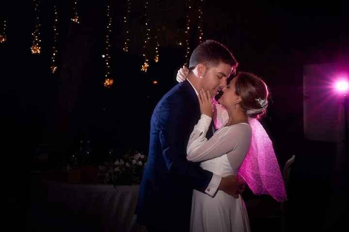 En tiempos difíciles... ¡el amor vence! Estamos casados!! 🎉 - 6