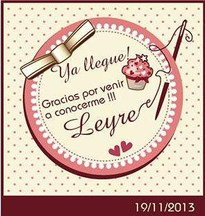 LEYRE LLEGO!!!!