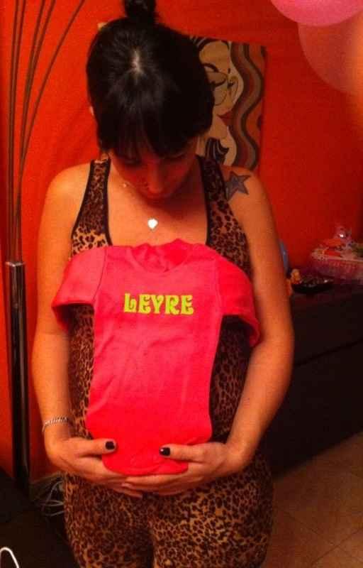 Unos de los regalos del Baby shower