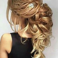 peinado ¿cual prefieres? - 1