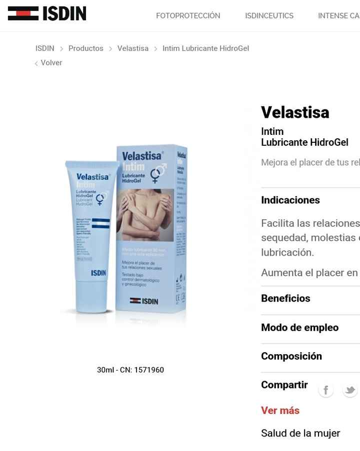 Lubricante pre-seed o conceive plus??? - 1