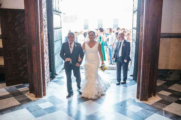 Ayuda vestido novias bajitas - 1