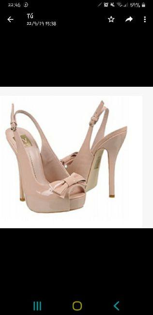 Zapatos... - 2